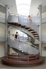 Résidence étudiante Le Portail - hall - escalier