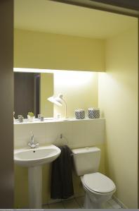 Résidence étudiante Le Portail - Logement simple - salle d'eau