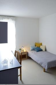 Résidence étudiante Le Portail - Chambre logement double