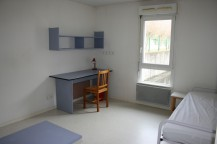 Résidence étudiante Le Portail - Chambre logement simple