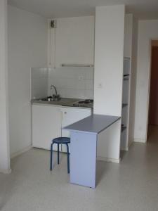 Résidence étudiante Le Portail - Cuisine logement simple