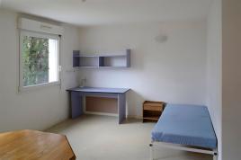 Résidence étudiante Le Portail - Chambre logement personnes à mobilité réduite